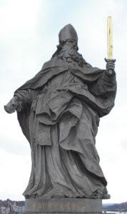 St. Burkard auf der Alten Mainbrücke