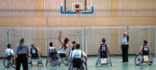 Podcast Rollstuhlbasketball