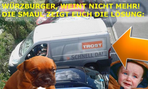 Trost bearbeitet Würzburg