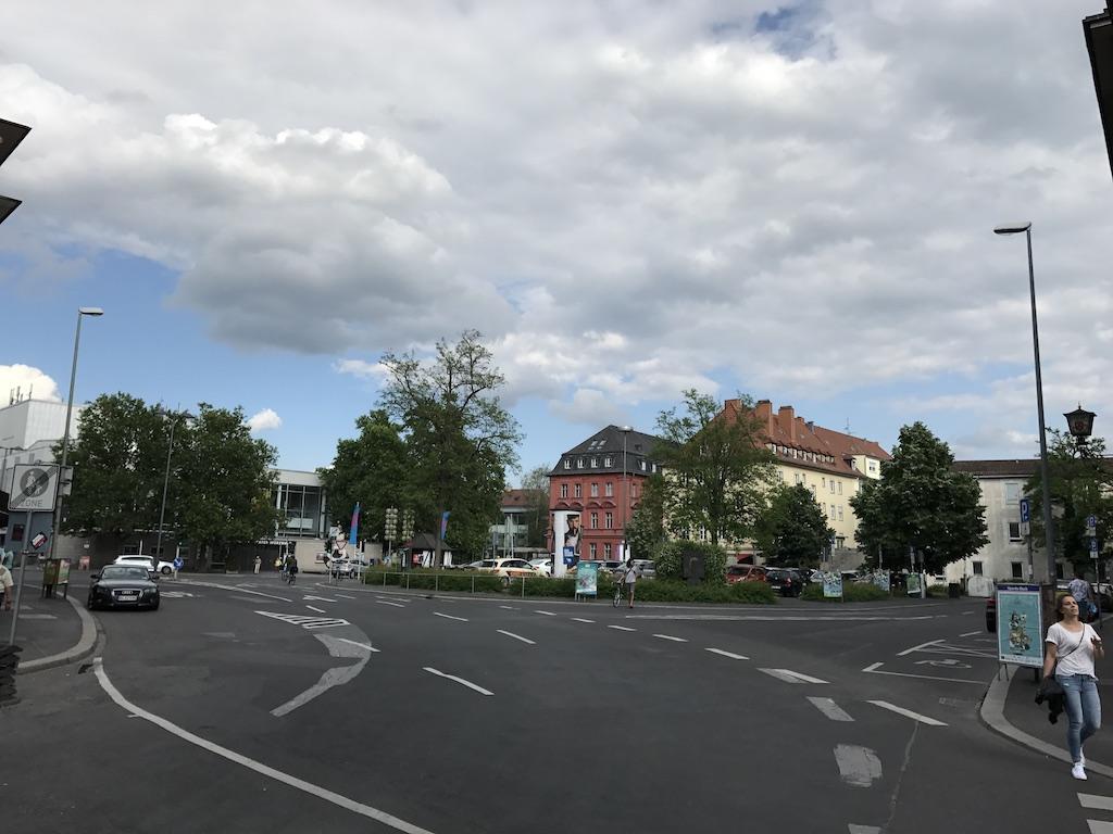 Faulhaberplatz