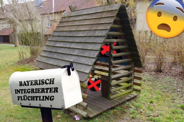 flüchtlingshaus